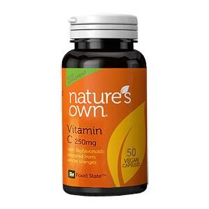 Nature's Own Vitamin C + Citrus Bioflavonoids