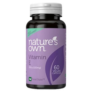 Nature's Own Vitamin E 100mg (150i.u.)