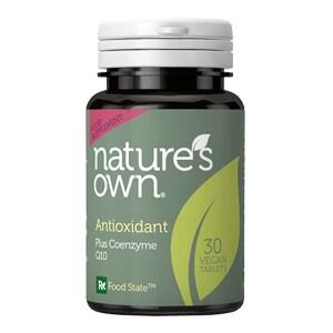 Nature's Own Antioxidant Plus Coenzyme Q10