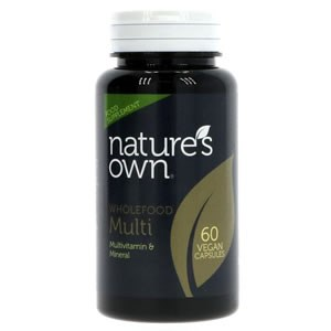 Nature's Own Wholefood Multi