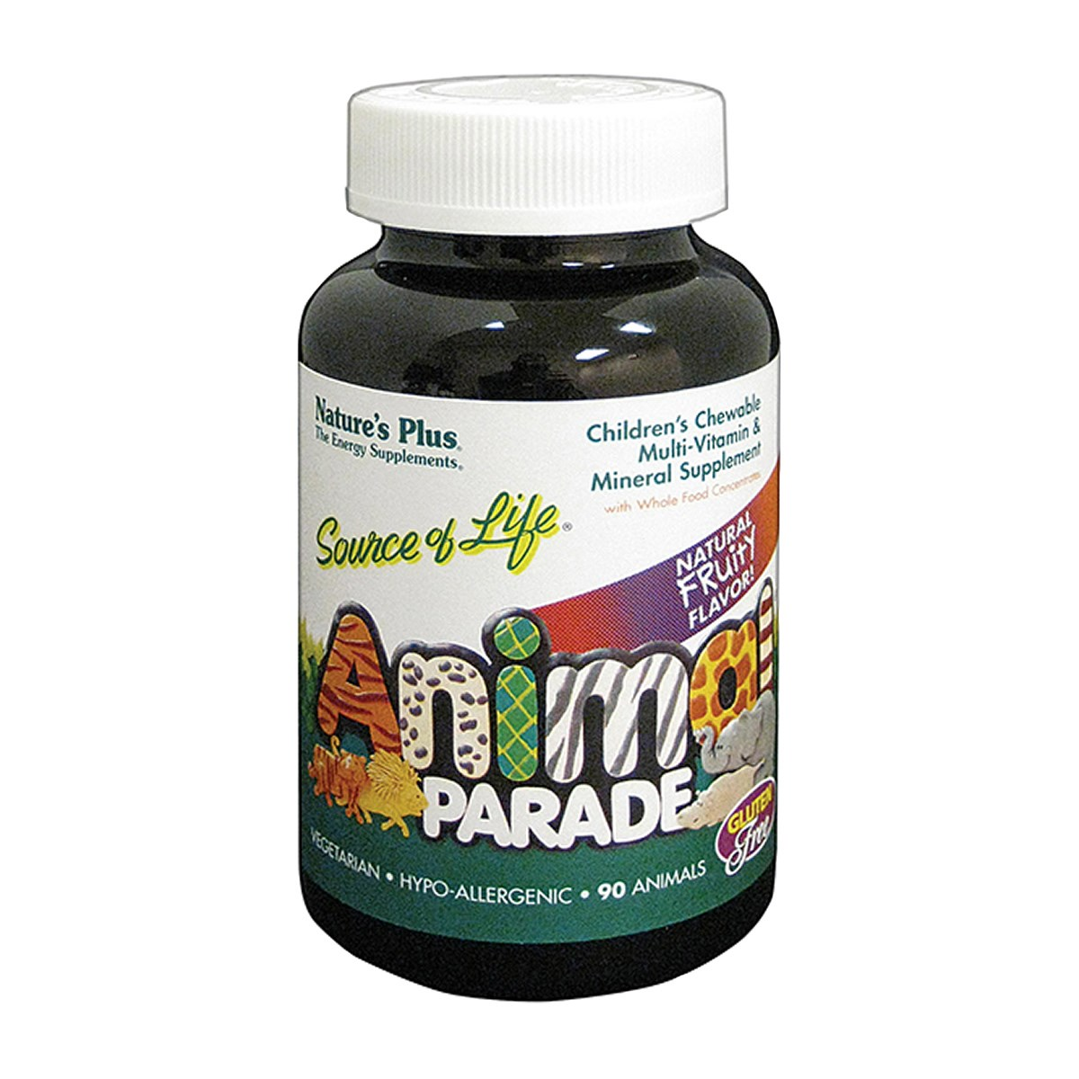 Natures Plus Source of Life Animal Parade - Assorted Chewables