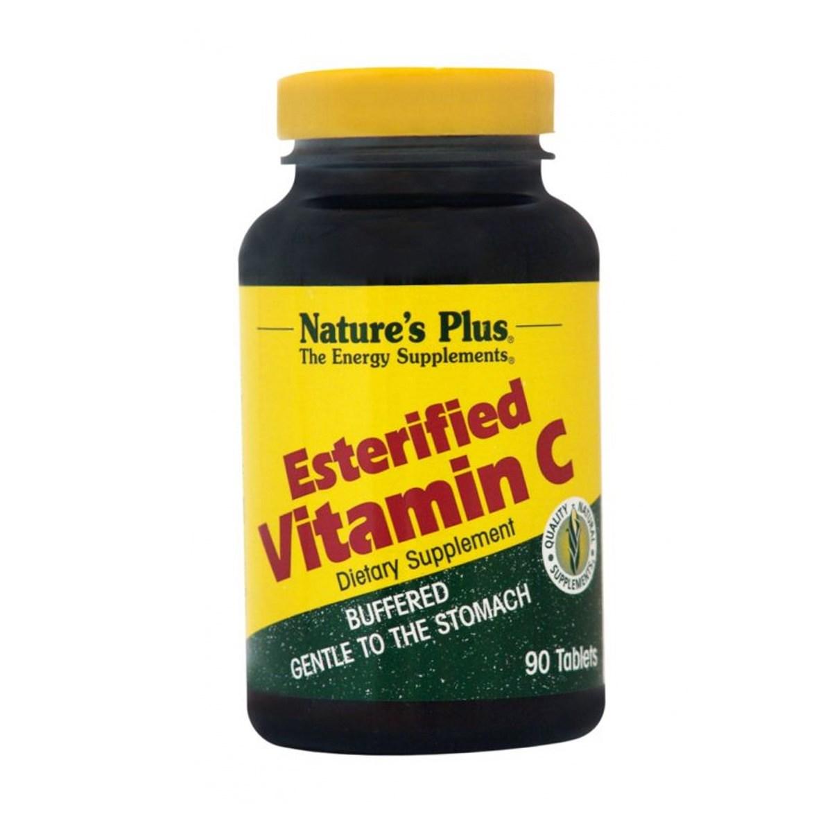 Natures Plus Esterified Vitamin C Tablets