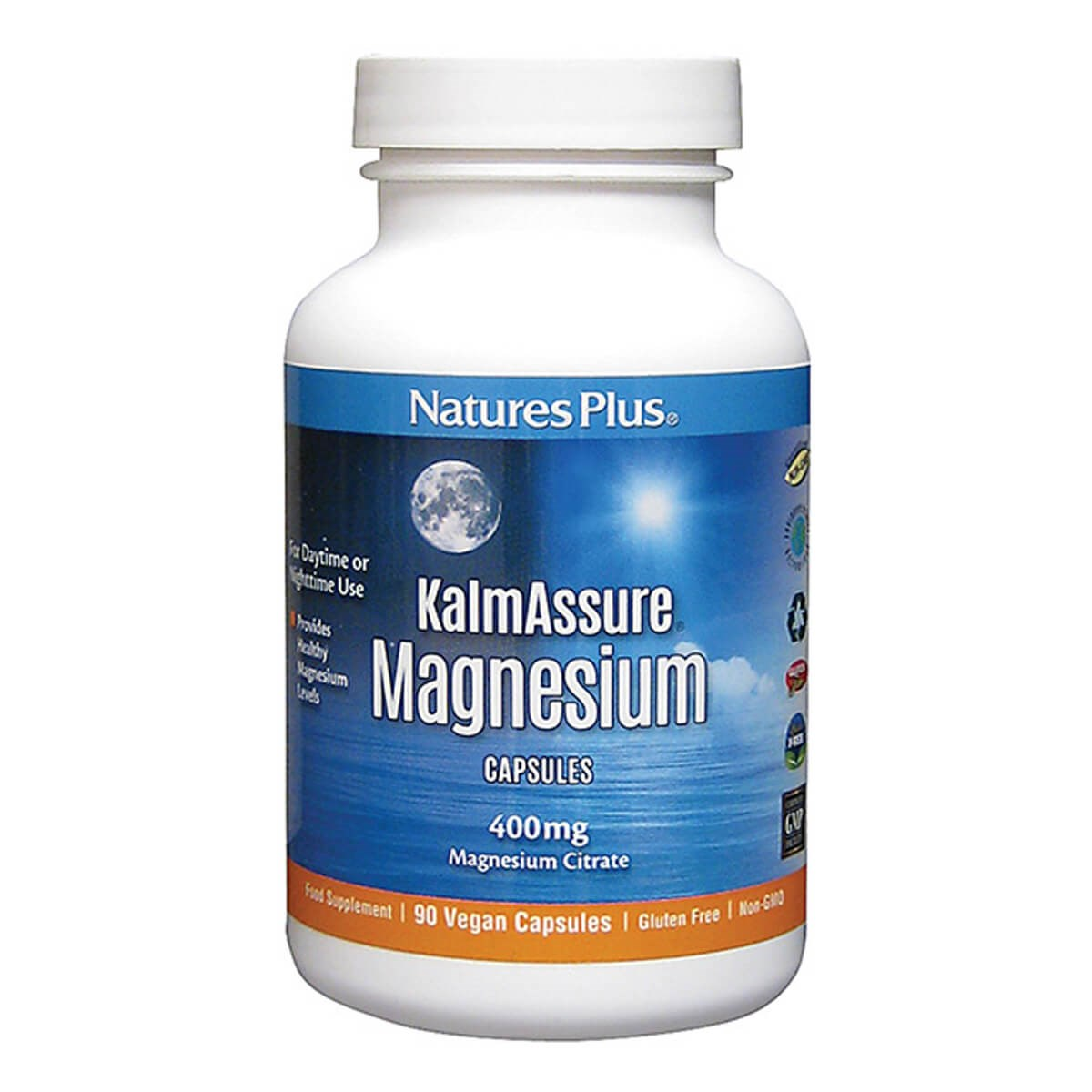Natures Plus Kalmassure Magnesium