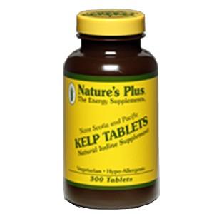 Natures Plus Kelp Tablets