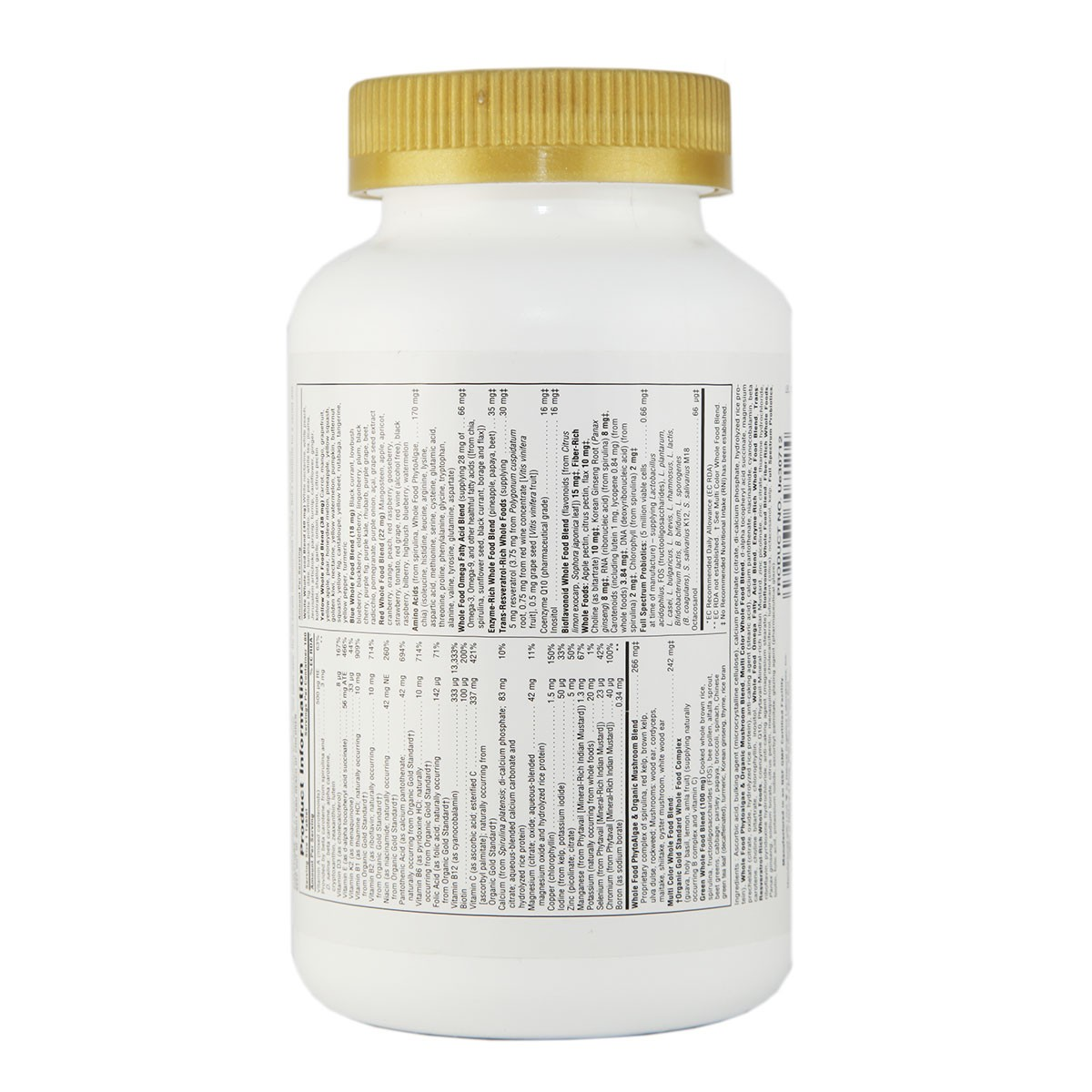 Natures Plus Source of Life GOLD Tablets