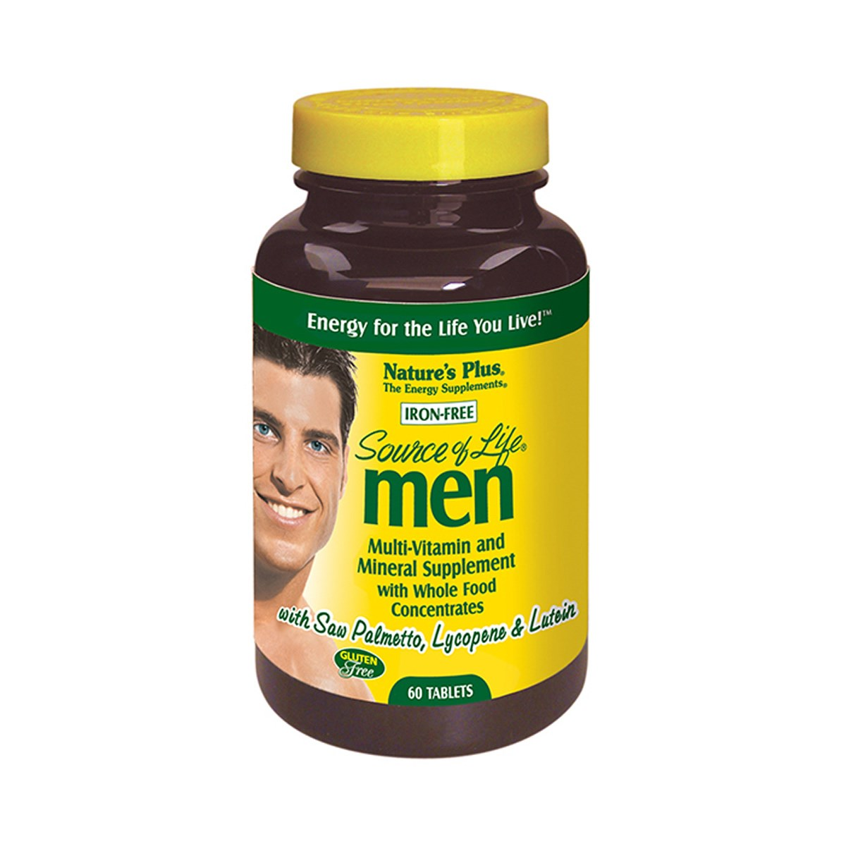 Natures Plus Source of Life Men Tablets