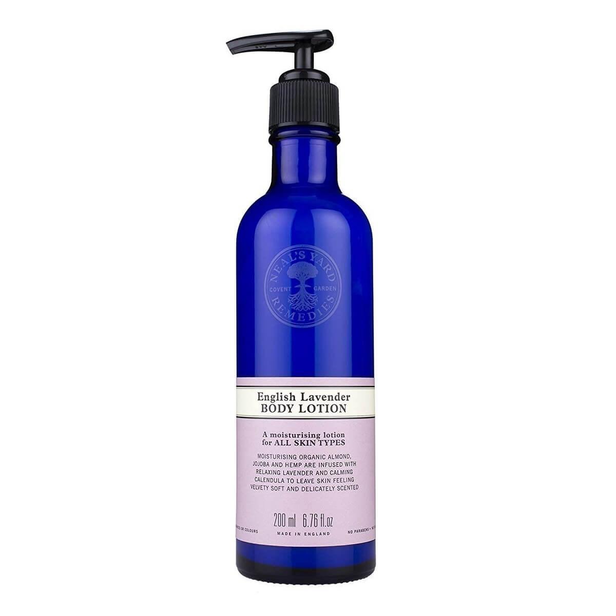 Neal's Yard Remedies English Lavender Body Lotion