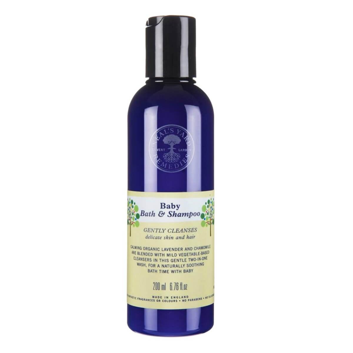 Neal's Yard Remedies Baby Bath & Shampoo