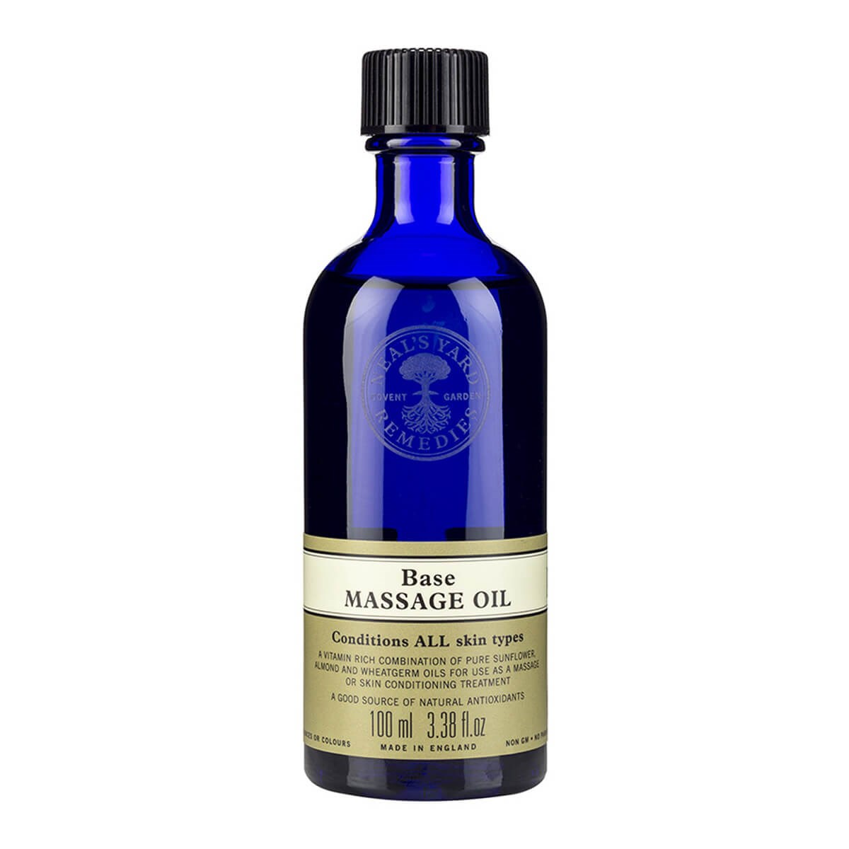 Neal's Yard Remedies Base Massage Oil
