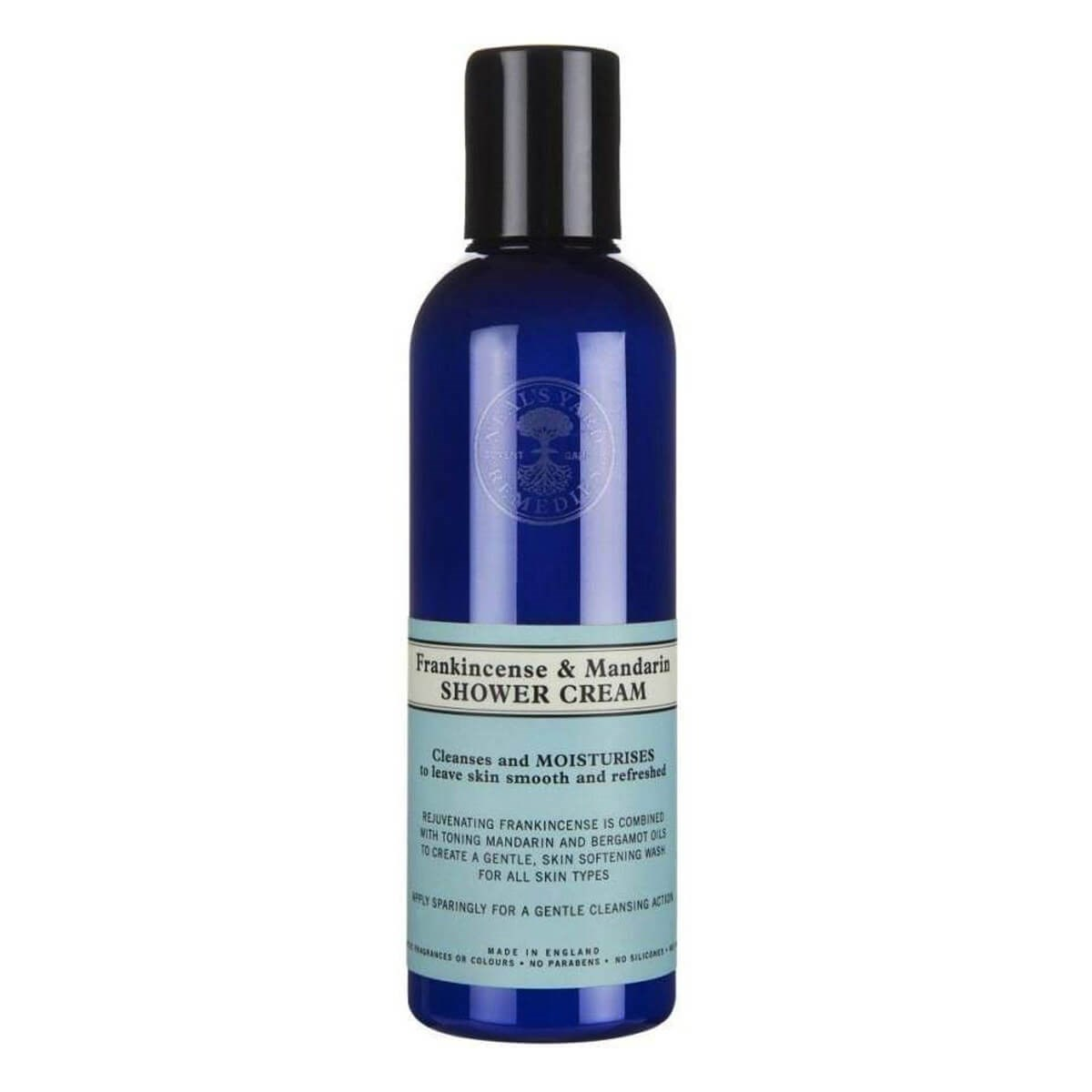 Neal's Yard Remedies Frankincense & Mandarin Shower Cream