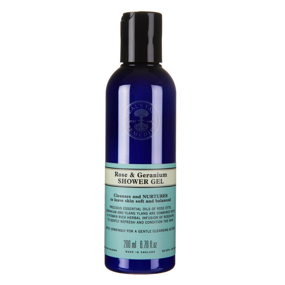 Neal's Yard Remedies Rose & Geranium Shower Gel
