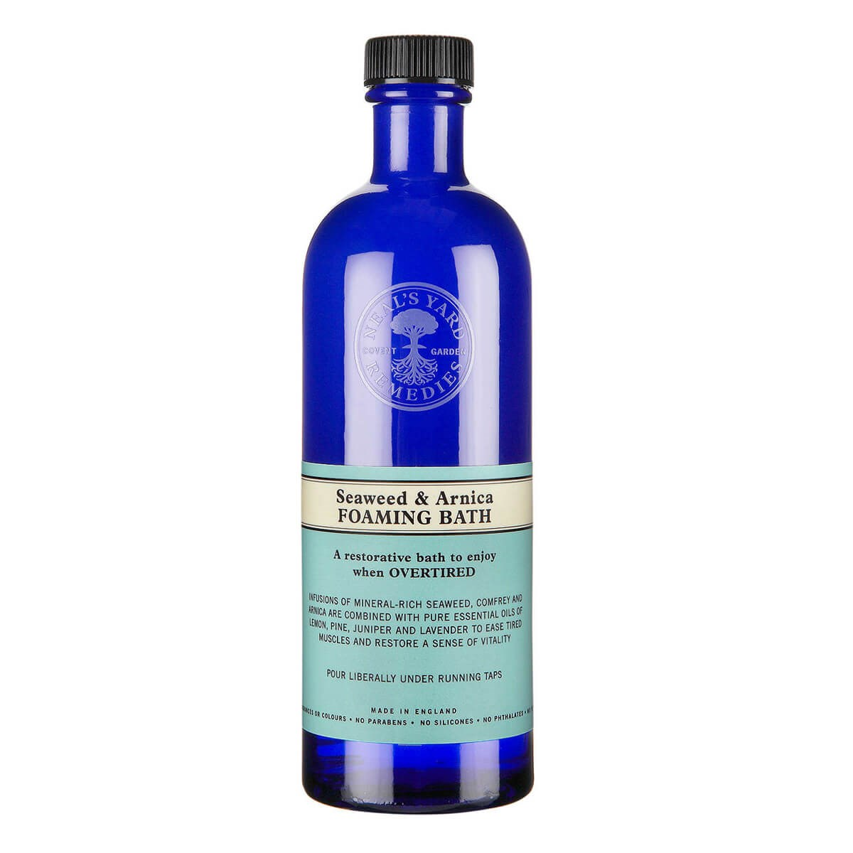 Neal's Yard Remedies Seaweed & Arnica Foaming Bath