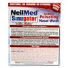 NeilMed Sinugator Cordless Pulsating Nasal Wash