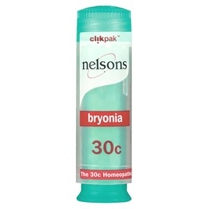Nelsons Bryonia Clikpak Tablets