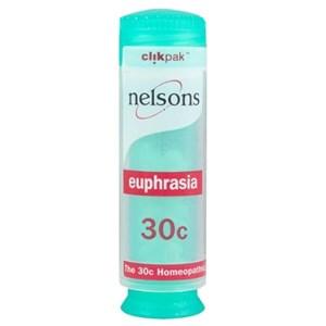 Nelsons Euphrasia Clikpak Tablets
