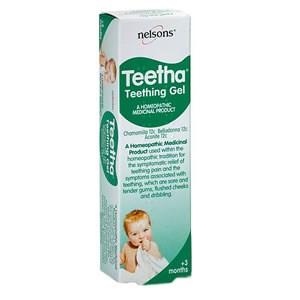 Nelsons Teetha Teething Gel