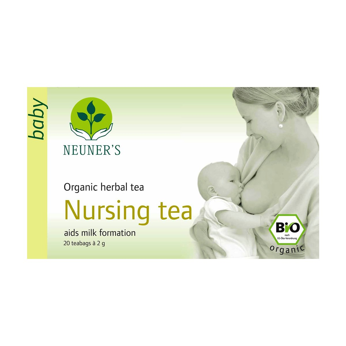 Neuner's Organic Herbal Nursing Tea