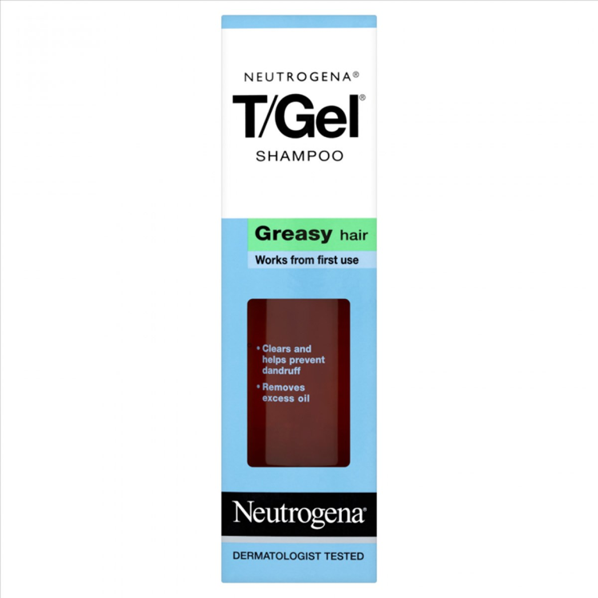 Neutrogena T-Gel Anti-Dandruff Shampoo for Normal/Greasy