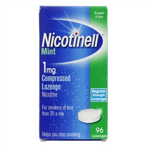 Nicotinell Lozenges Mint 1mg