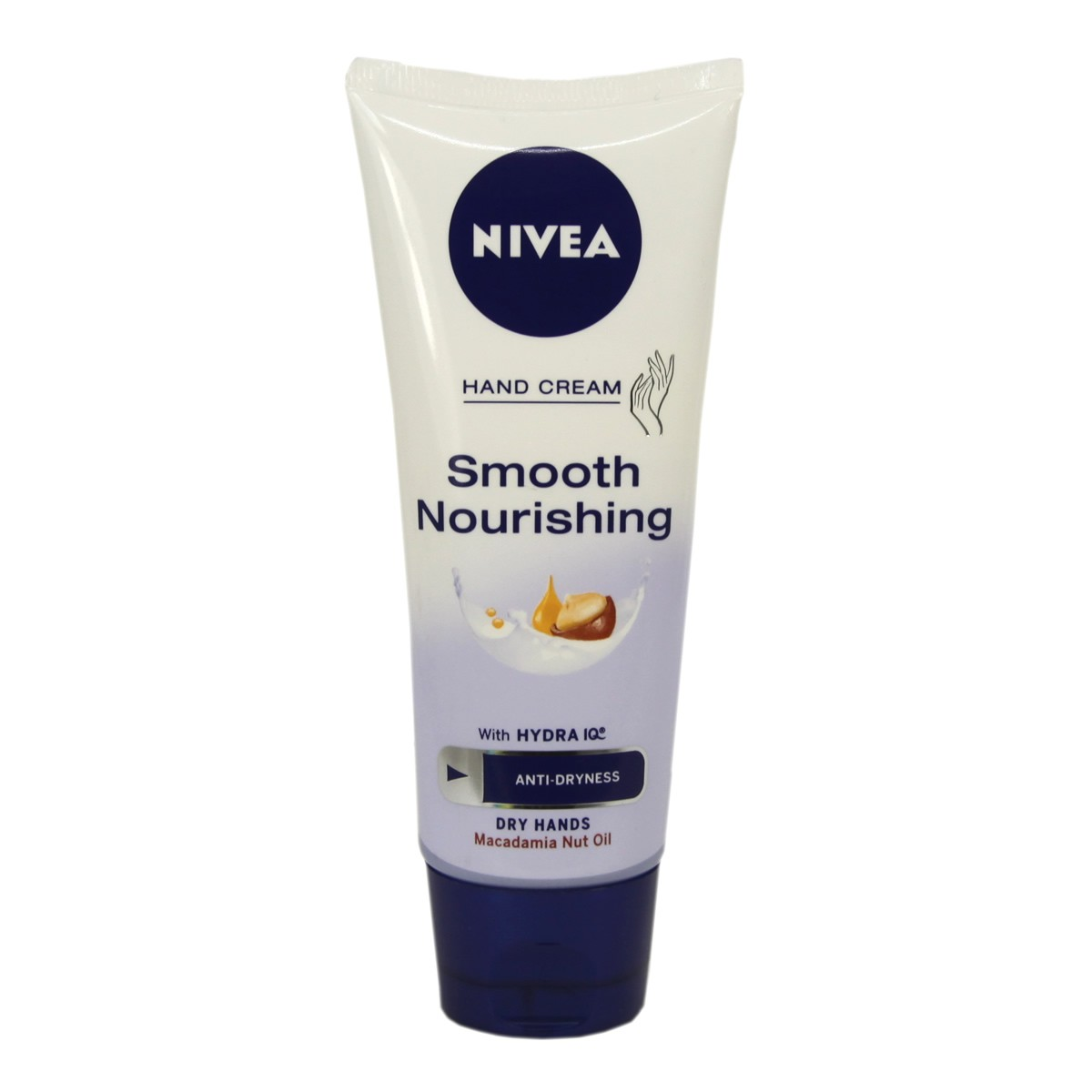 Nivea Smooth Nourishing Hand Cream