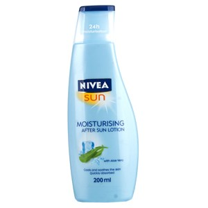 Nivea Sun Moisturising After Sun Lotion with Aloe Vera