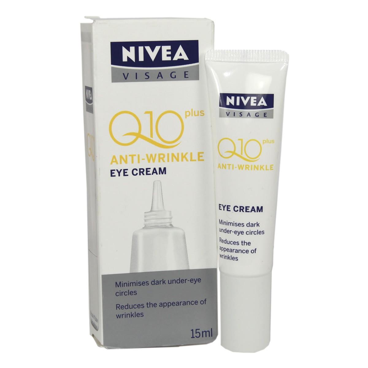 Nivea Visage Anti-Wrinkle Q10Plus Eye Cream