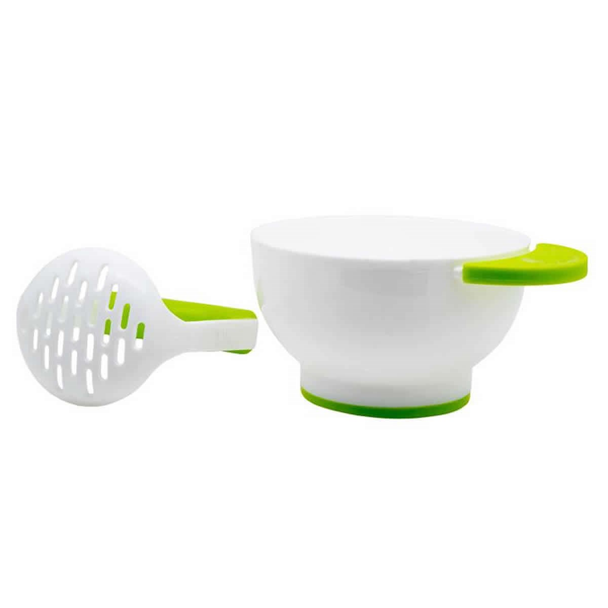 NUK Annabel Karmel Food Masher & Bowl (6m+)