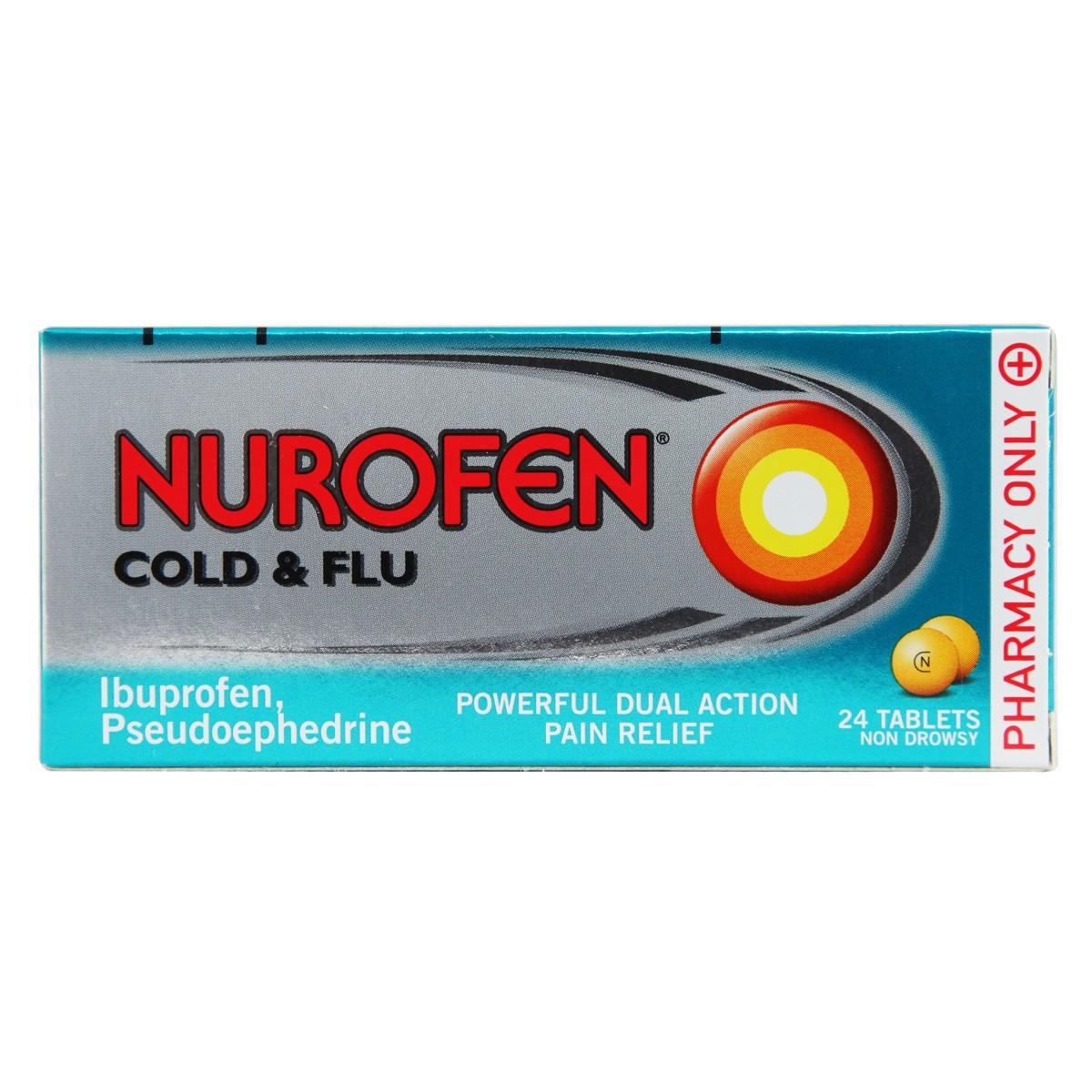Nurofen Cold and Flu