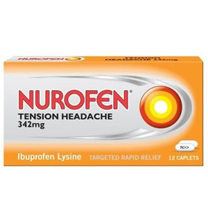 Nurofen Tension Headache