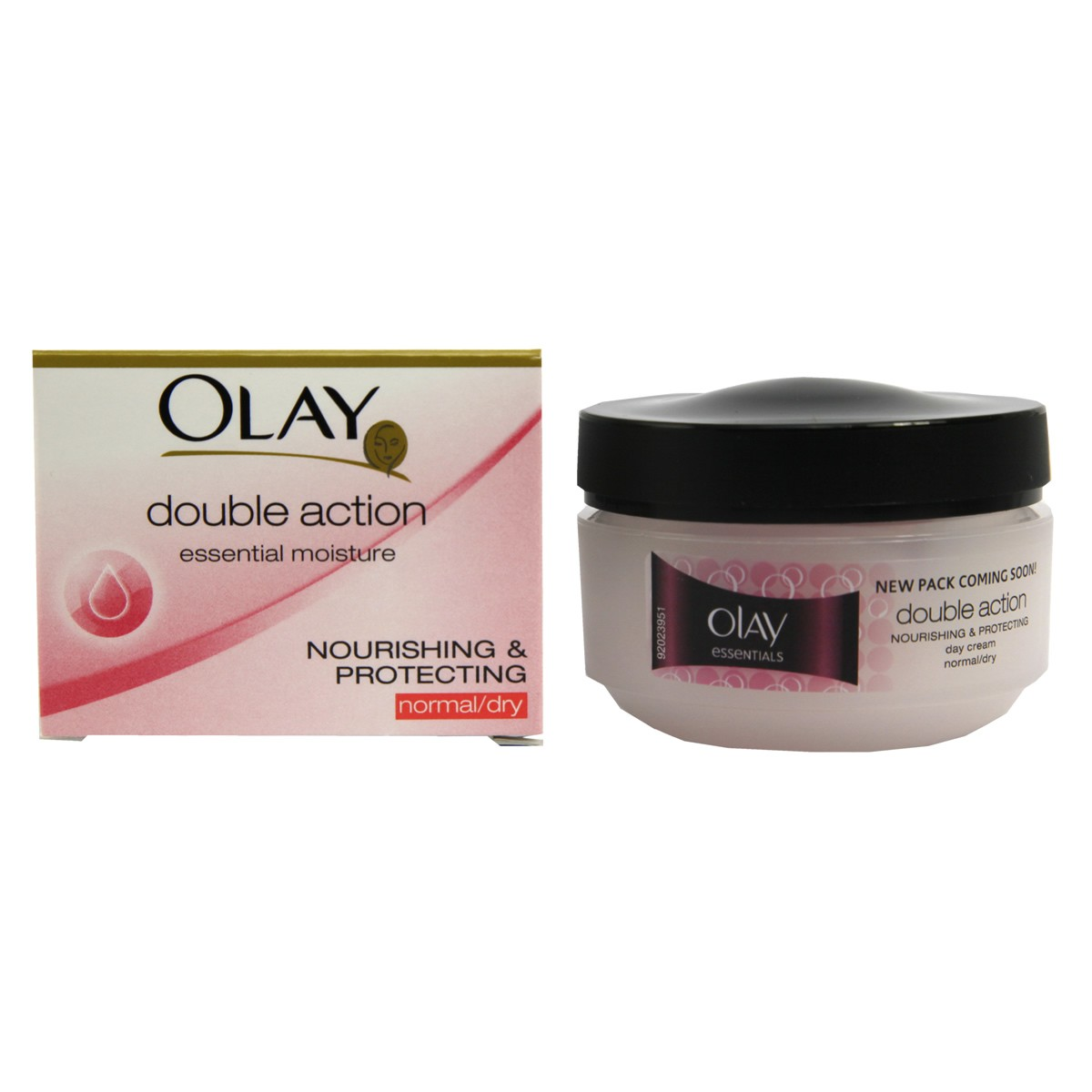 Olay Double Action Nourishing & Protecting Cream - Normal/ Dry Skin