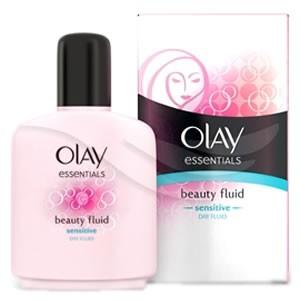 Olay Essentials Beauty Fluid Sensitive Day Fuid