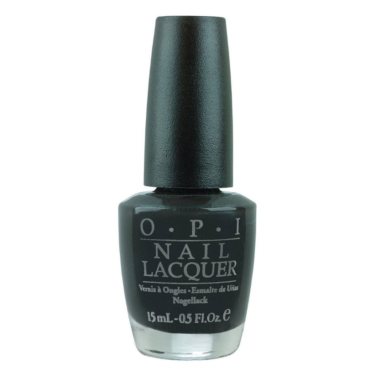 OPI Classic Nail Lacquer Lady in Black