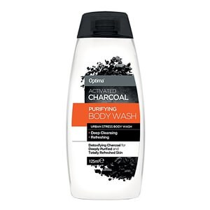 Optima Activated Charcoal Purifying Body Wash
