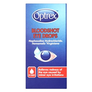 Optrex Red (Bloodshot) Eyes Eye Drops