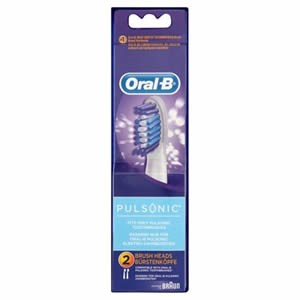 Oral-B Pulsonic Replacement Brush Heads
