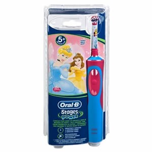 Oral-B Stages Power Kids Rechargeable Electric Toothbrush (5+ Years)