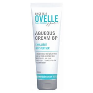 Ovelle Aqueous Cream BP Emollient Moisturiser