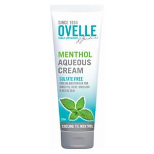 Ovelle Menthol Aqueous Cream Sulfate Free