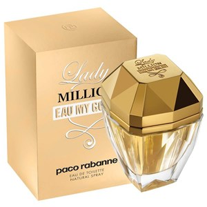 Paco Rabanne Lady Million Eau My Gold! EDT for Her