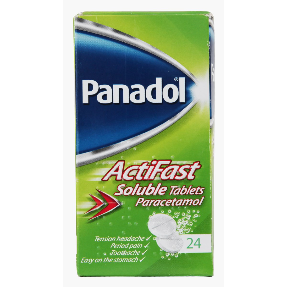 Panadol Actifast Soluble Tablets