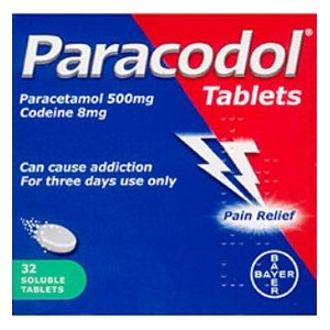 Paracodol Tablets
