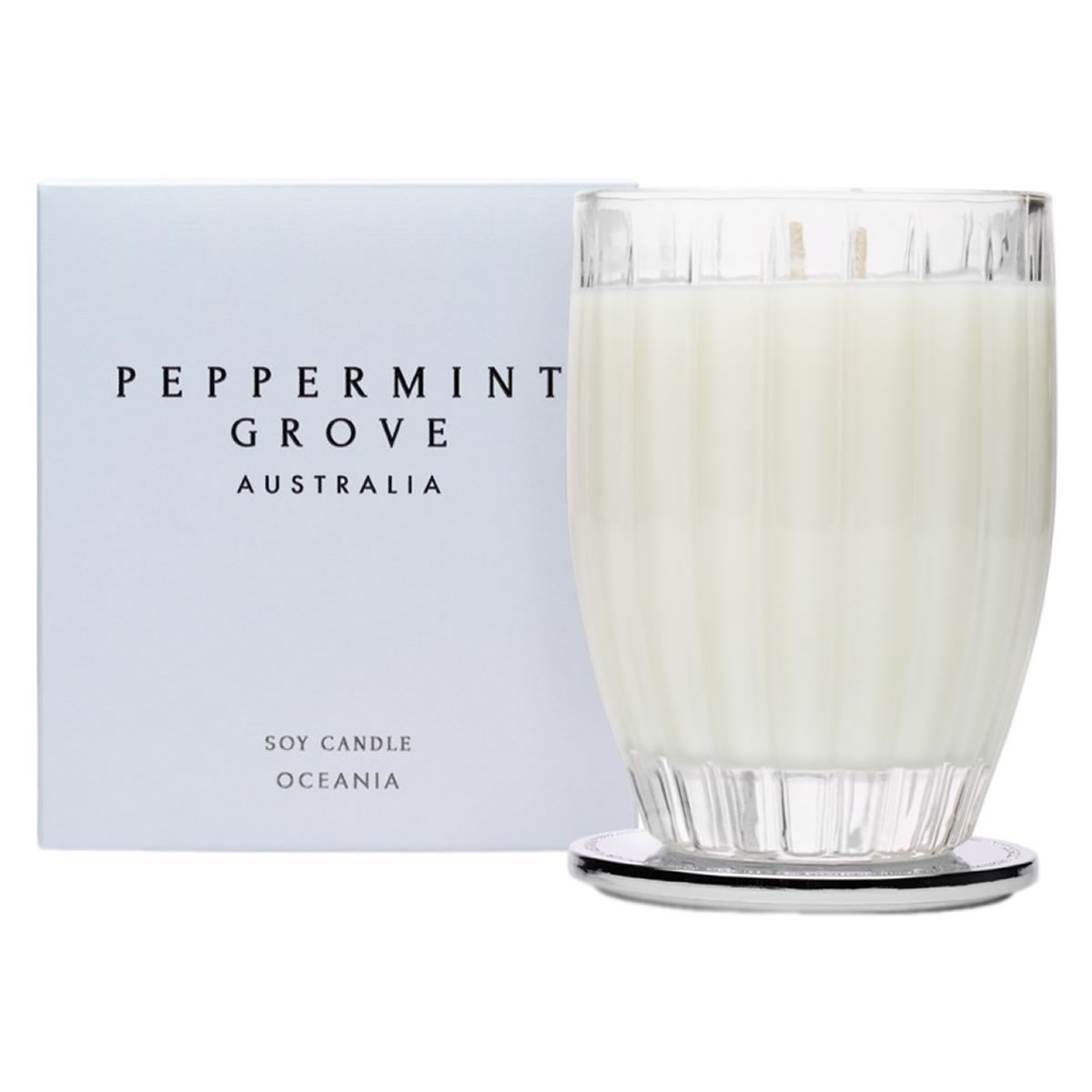 Peppermint Grove Australia Large Soy Candle - Oceania