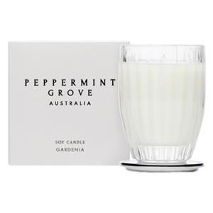 Peppermint Grove Australia Small Soy Candle - Gardenia