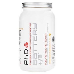 PhD Nutrition Battery+/- Orange & Mango Powder