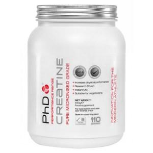 PhD Nutrition Creatine Monohydrate Powder