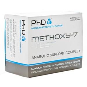 PhD Nutrition Methoxy-7 Test Capsules