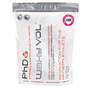 PhD Nutrition Waxy Vol Powder - 2000g