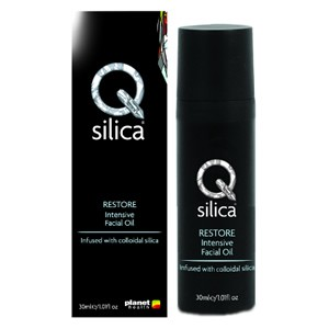 Planet Health Q Silica Restore Intensive Facial Oil