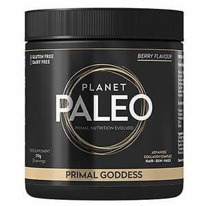 Planet Paleo Primal Goddess - Berry Flavour