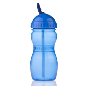 Polar Gear Aqua Sip Flip Bottle - Blue